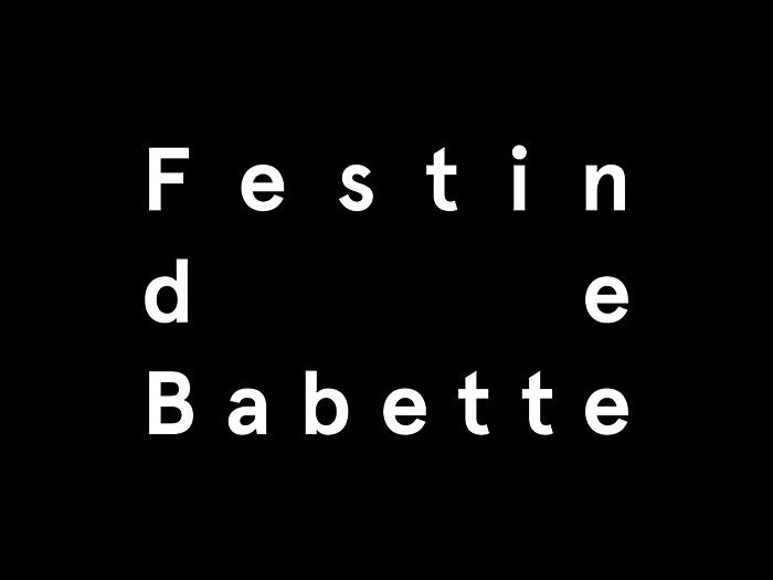 Festin de Babette 2014 souvenir book 1