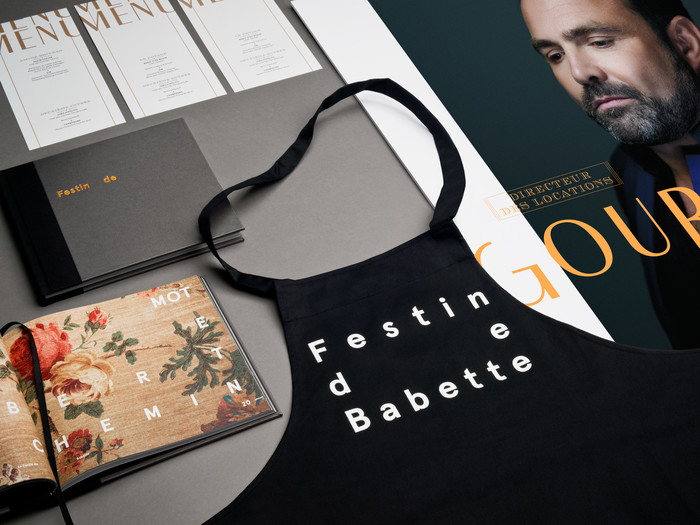 Festin de Babette 2014 souvenir book 2