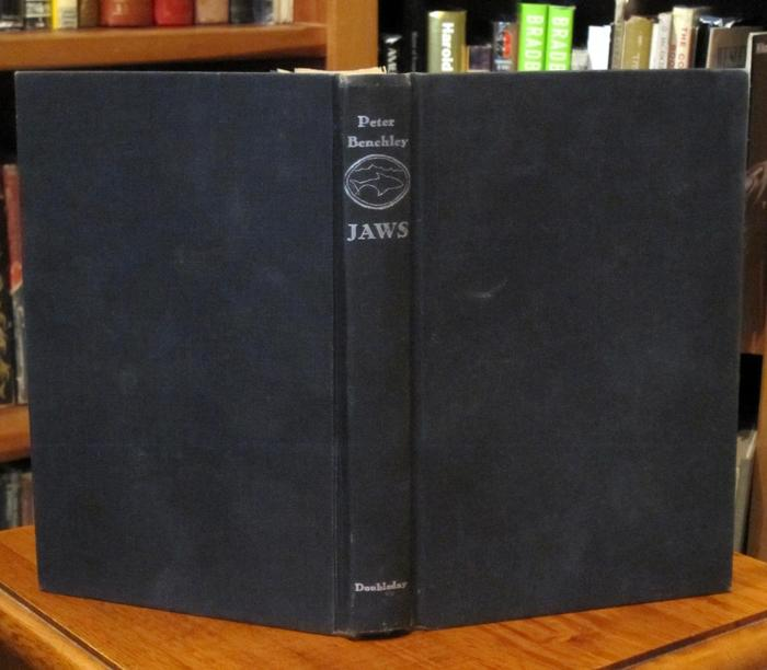 JAWS by Peter Benchley, Doubleday edition 2