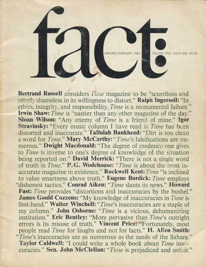 Fact magazine covers 1