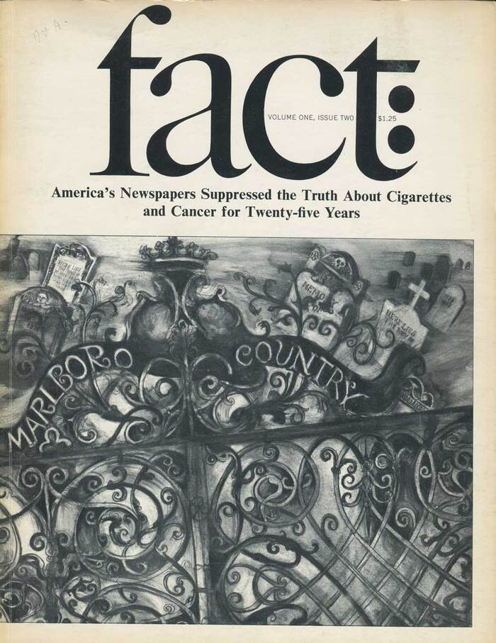 Fact magazine covers 2