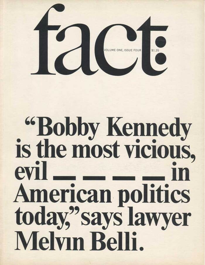 Fact magazine covers 4