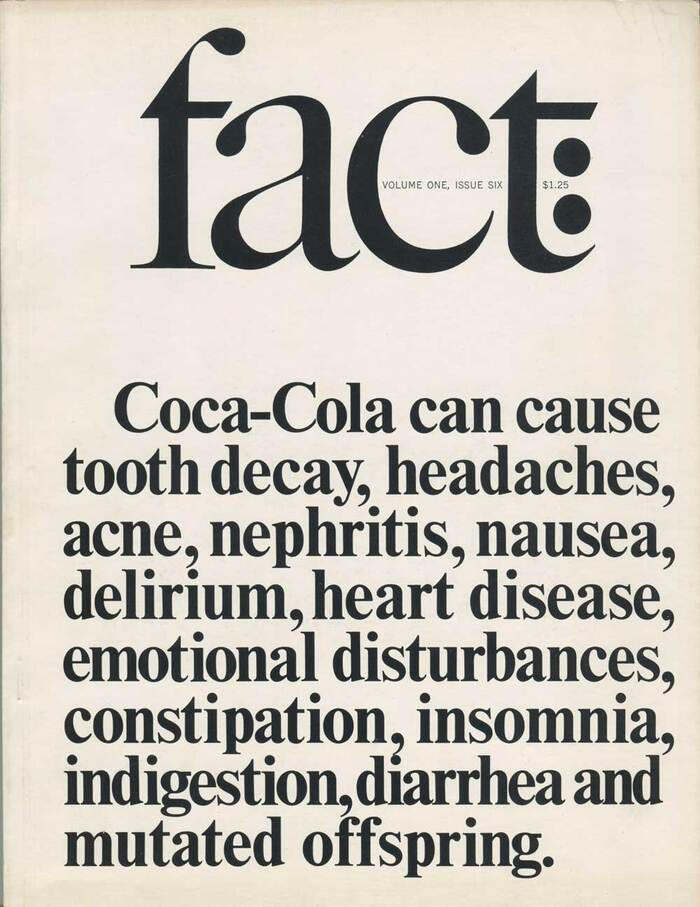 Fact magazine covers 6