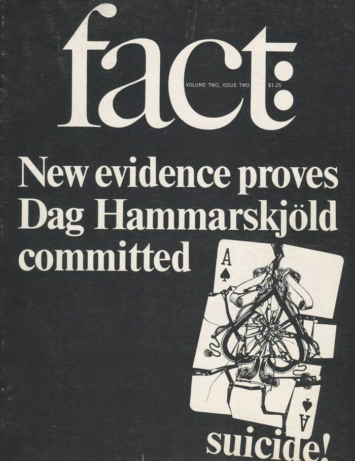 Fact magazine covers 9