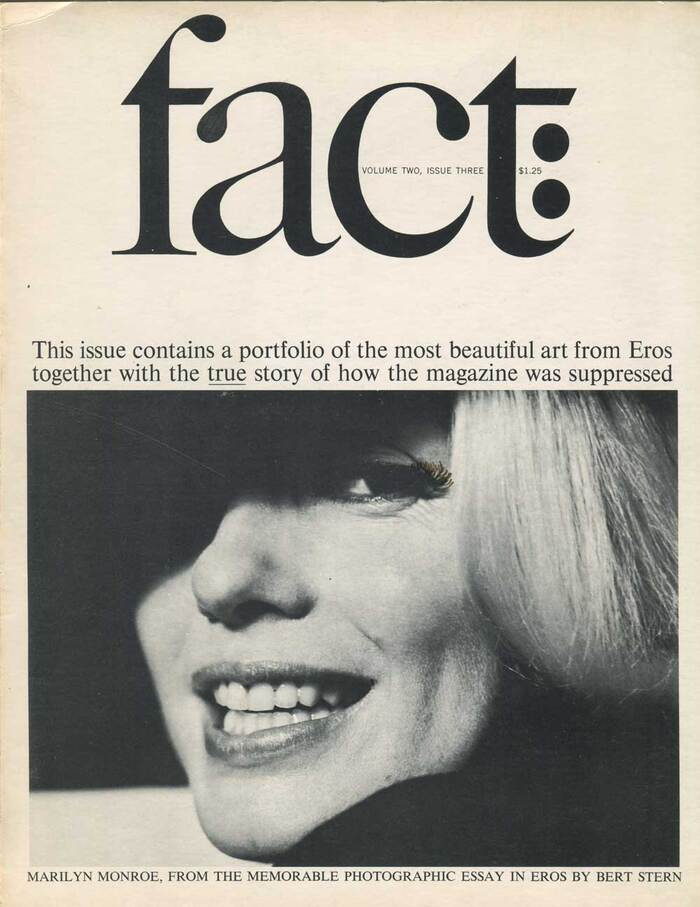 Fact magazine covers 10