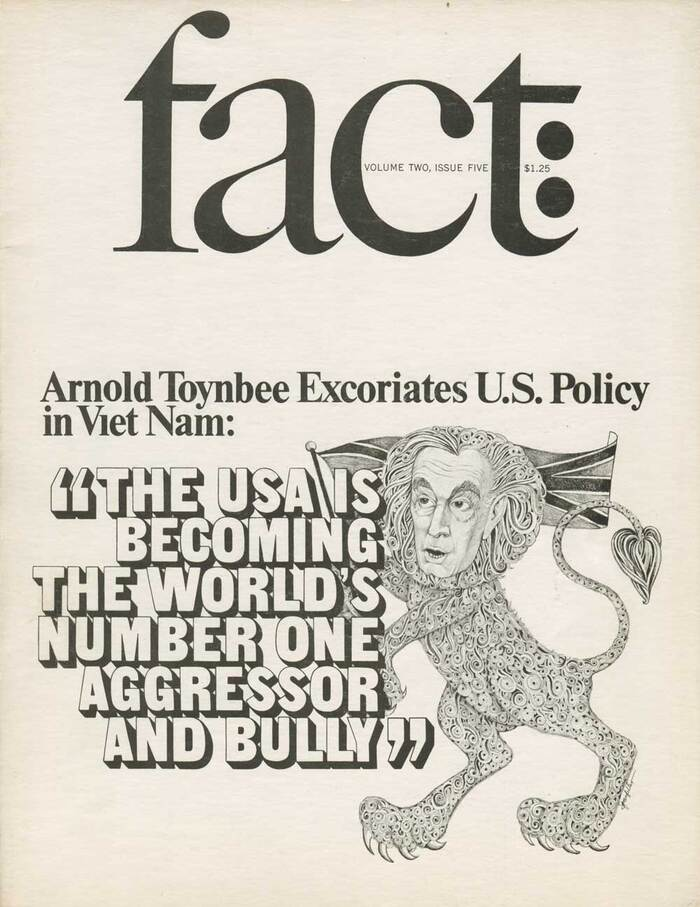 Fact magazine covers 12