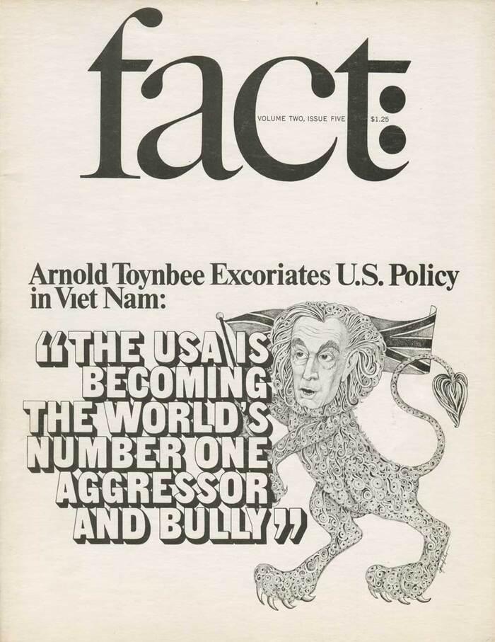 Fact magazine covers 12