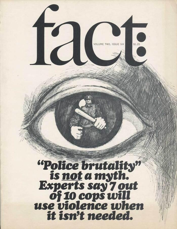 Fact magazine covers 13