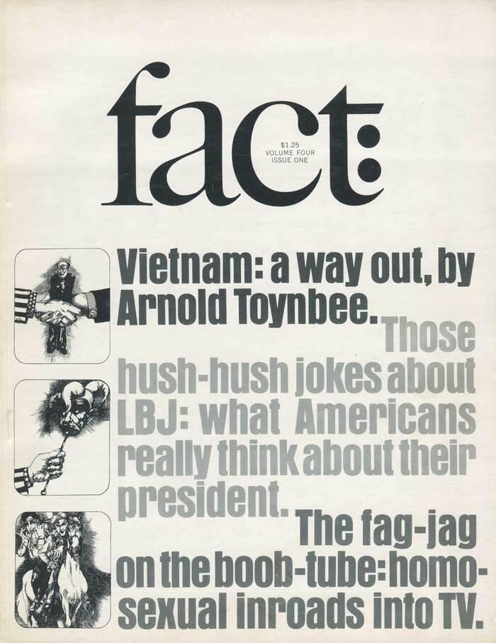 Fact magazine covers 20