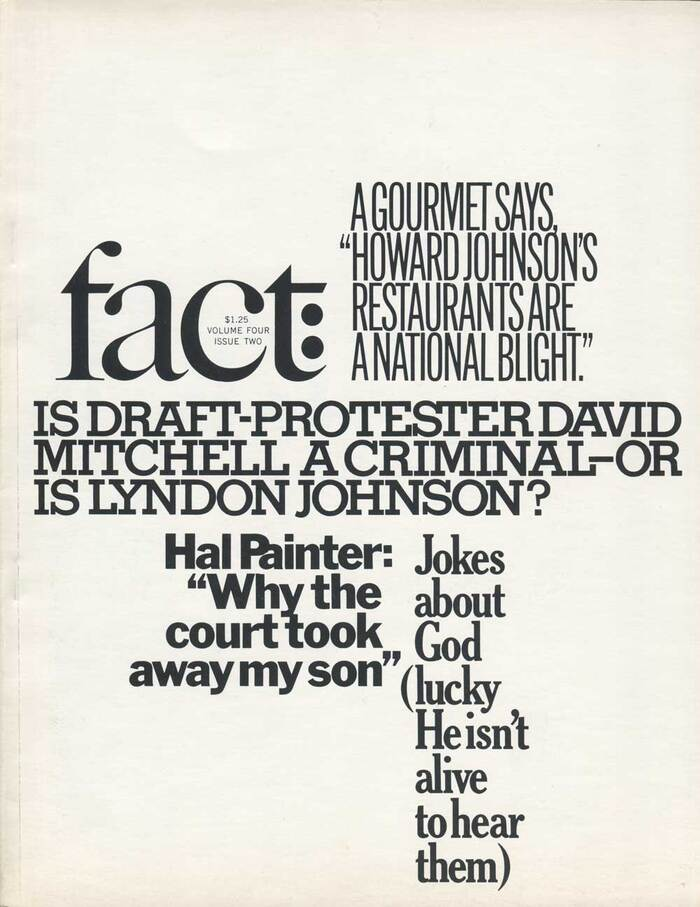 Fact magazine covers 21