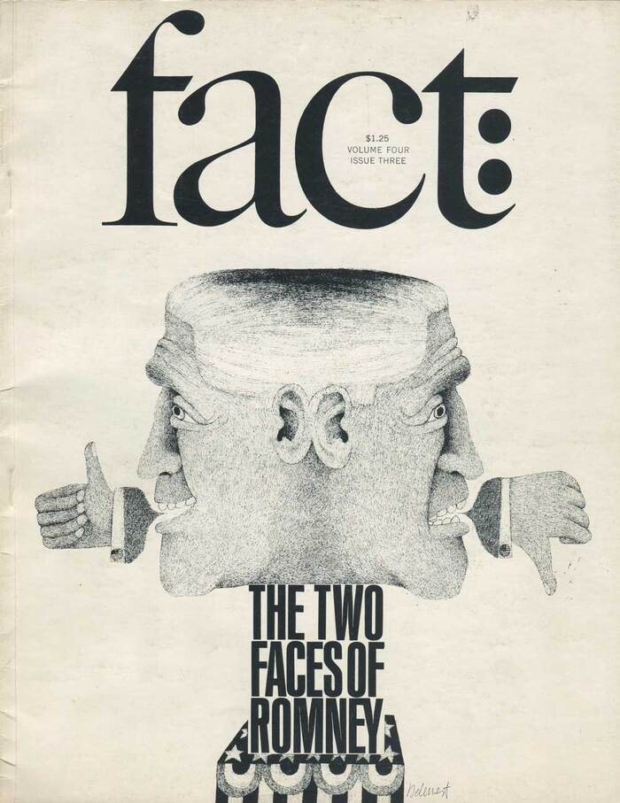 Fact magazine covers 22