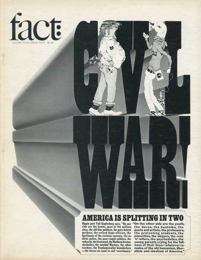 Fact magazine covers 23
