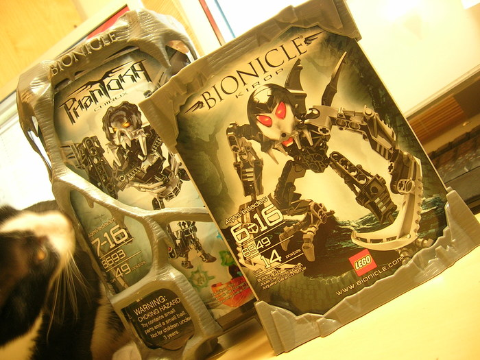 LEGO Bionicle 2