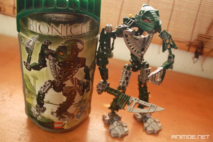 LEGO Bionicle 3