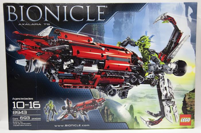 LEGO Bionicle 4