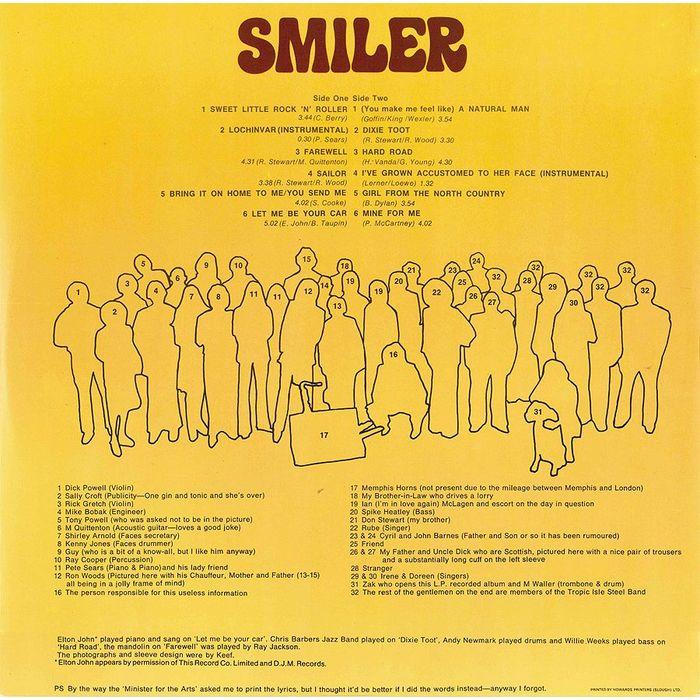 Rod Stewart – Smiler 2