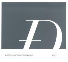 Byetone — <cite>Death of a Typographer</cite>