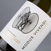 Modus Vivendi wine label