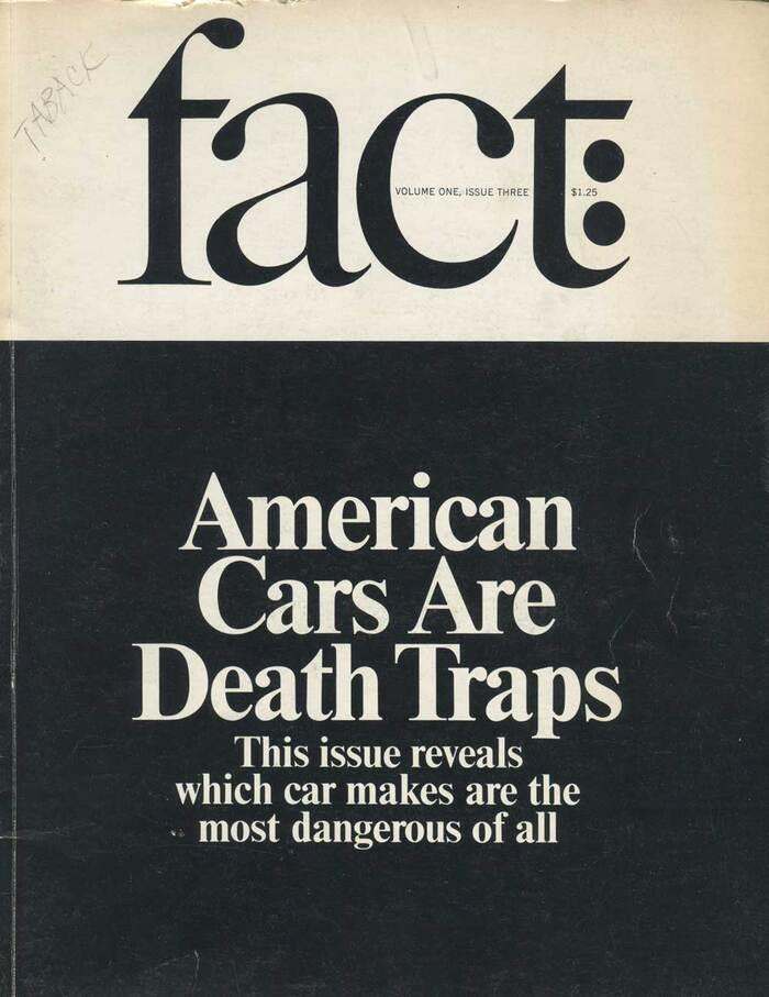 Fact magazine covers 3