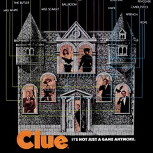 <cite>Clue</cite> (1984) movie posters