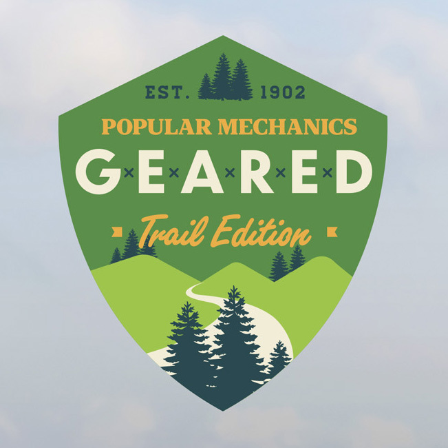 Popular Mechanics Geared Trail Edition 1