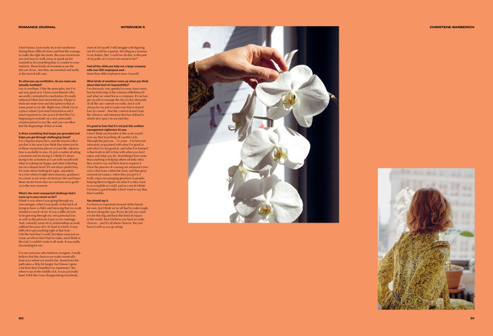 "Romance Journal #1 ""Emotions"" 4"