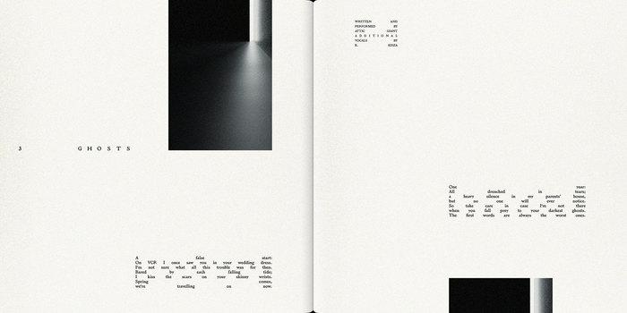Attic Giant – Flush EP album art 5