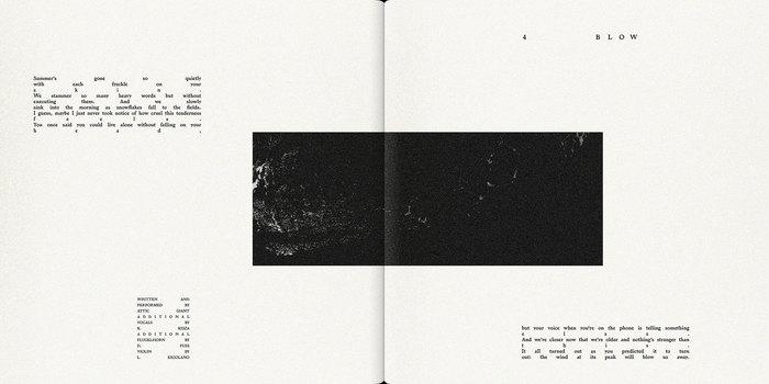 Attic Giant – Flush EP album art 6