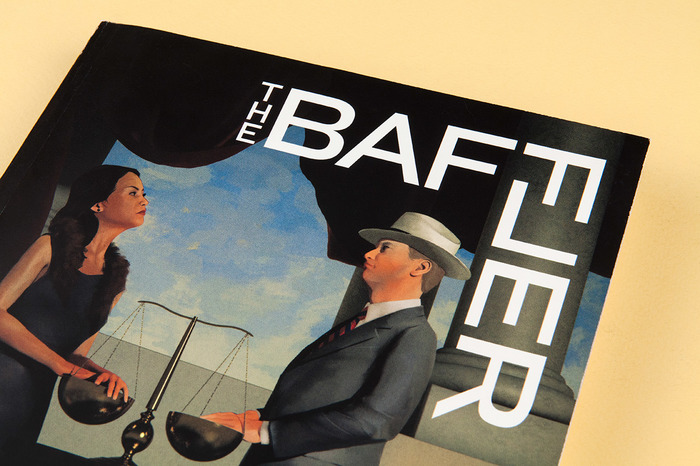 The Baffler redesign (2016) 1