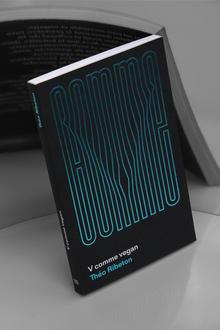 <cite>V comme vegan</cite> by Théo Ribeton, Éditions Nova