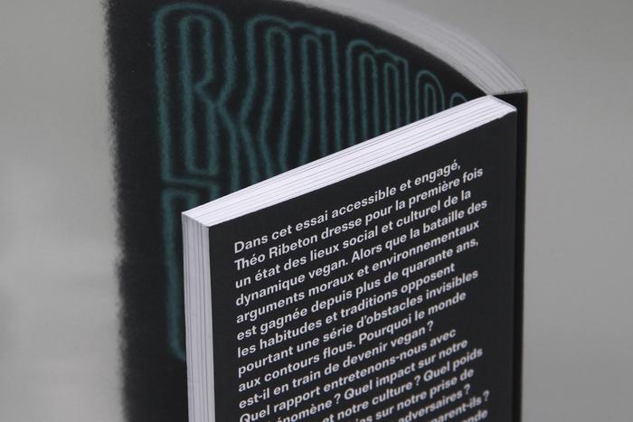 V comme vegan by Théo Ribeton, Éditions Nova 2