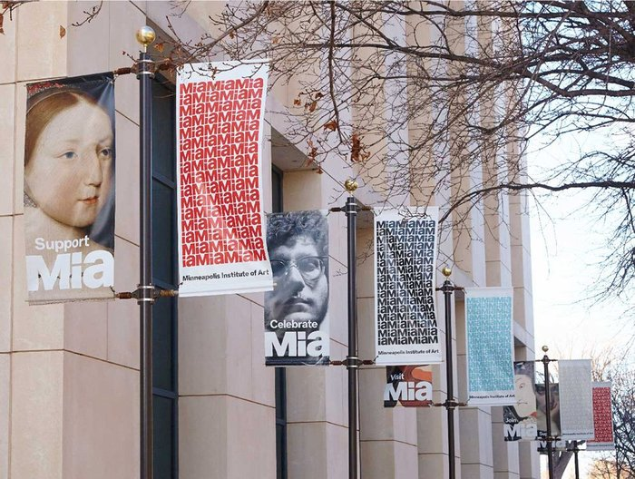 Minneapolis Institute of Art identity 2016 2