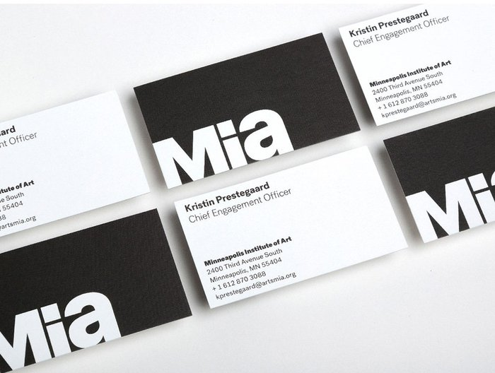 Minneapolis Institute of Art identity 2016 3