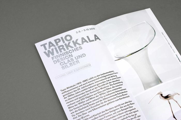 Tapio Wirkkala at Grassi Museum 4