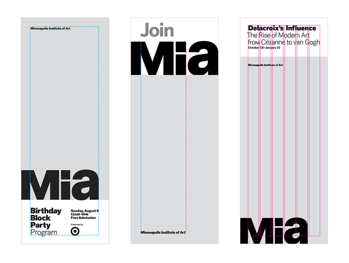 Minneapolis Institute of Art identity 2016 6