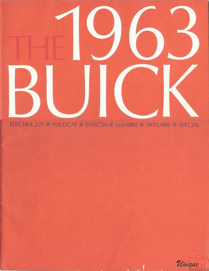 The 1963 Buick 1