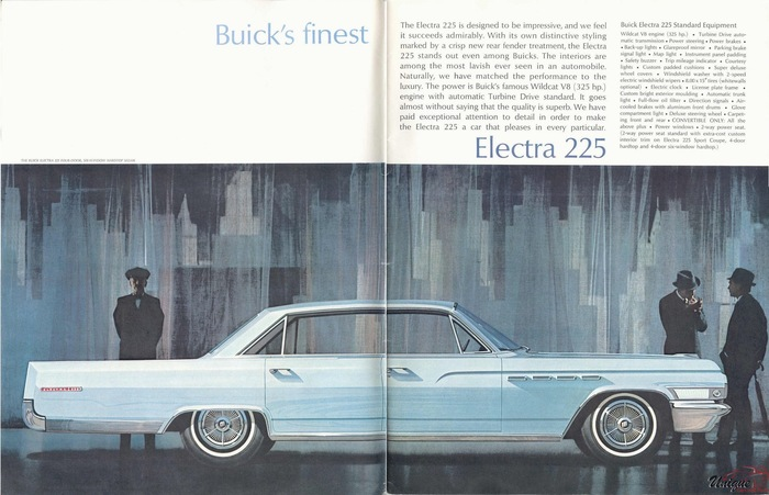 The 1963 Buick 3
