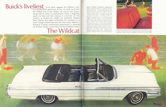 The 1963 Buick 5
