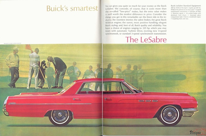 The 1963 Buick 7
