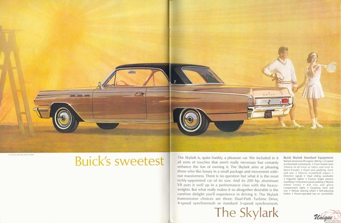 The 1963 Buick 10