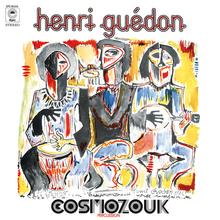 Henri Guédon – <cite>Cosmozouk </cite>album art