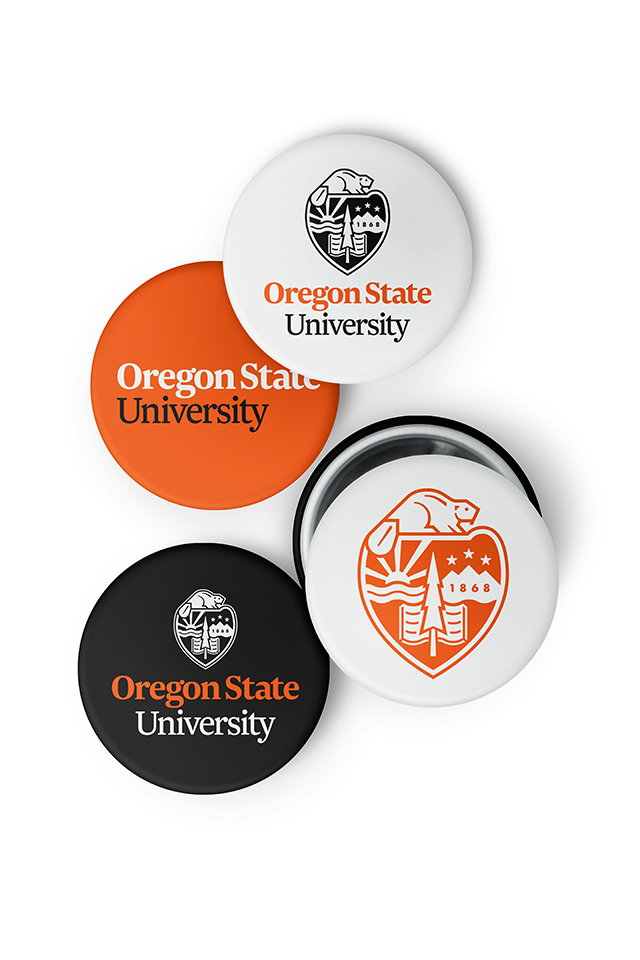 Oregon State's institutional identity provides a variety of branding tools and is designed to be flexible and adaptable.