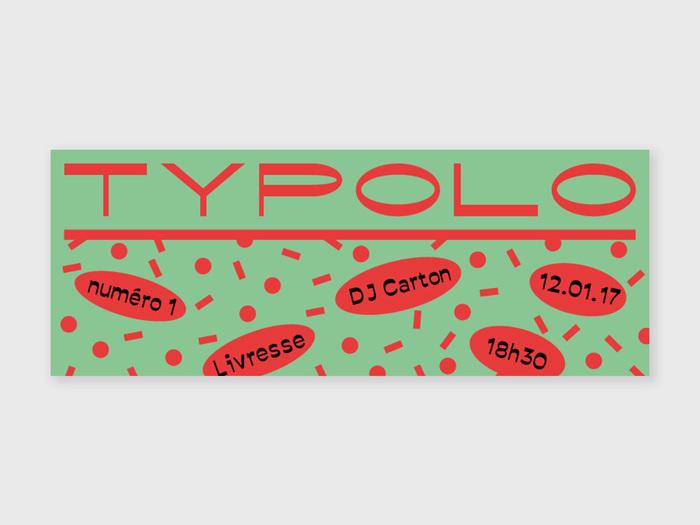 Typolo n°1 5