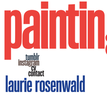 Laurie Rosenwald Paintings website