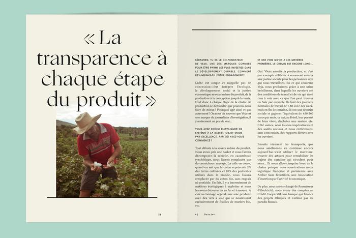 W magazine #1 5