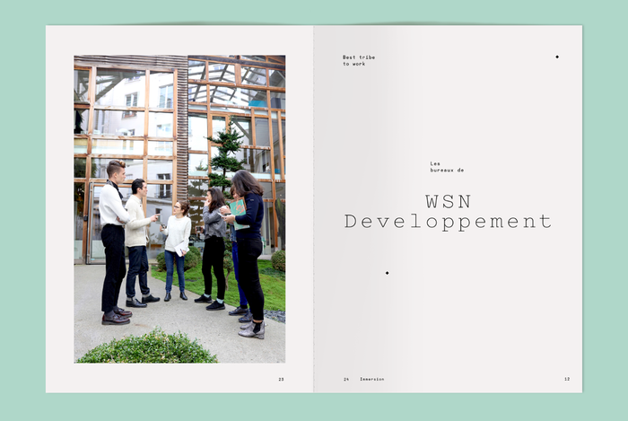 W magazine #1 7