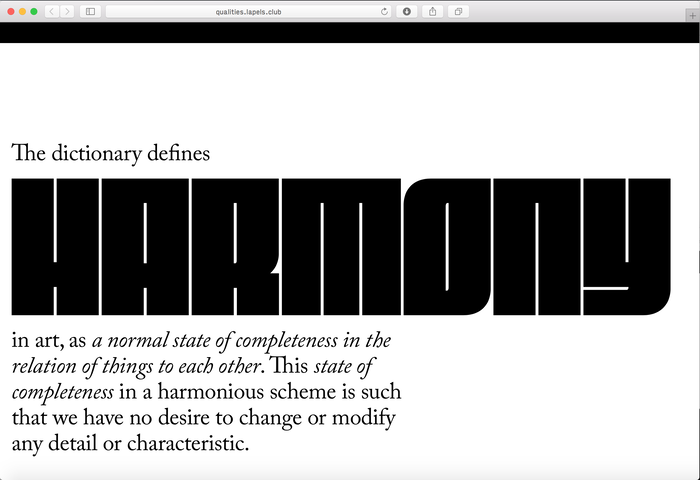 The Qualities of Design by Harry Lawrence Gage, Pavel Kedich web edition 2