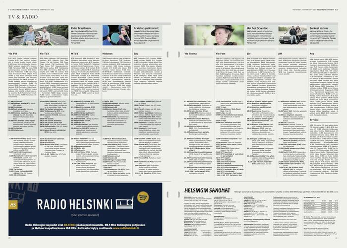 Helsingin Sanomat redesign (2013) 5