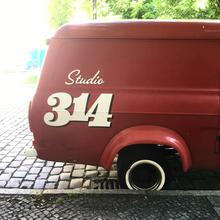 Studio 314 van