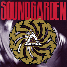 <cite>Badmotorfinger</cite> by Soundgarden